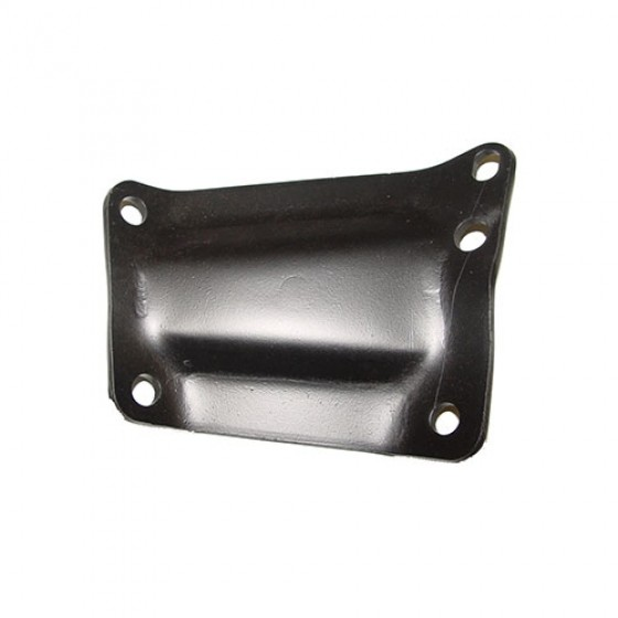 Steering Box Lower Mount Bracket, 76-86 CJ