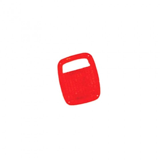 Tail Lamp Lens, 76-86 CJ