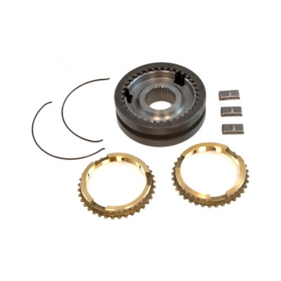 Transmission 3rd and 4th Synchronizer Assembly, 80-86 CJ with Tremec T176 or T177 4 Speed Transmission