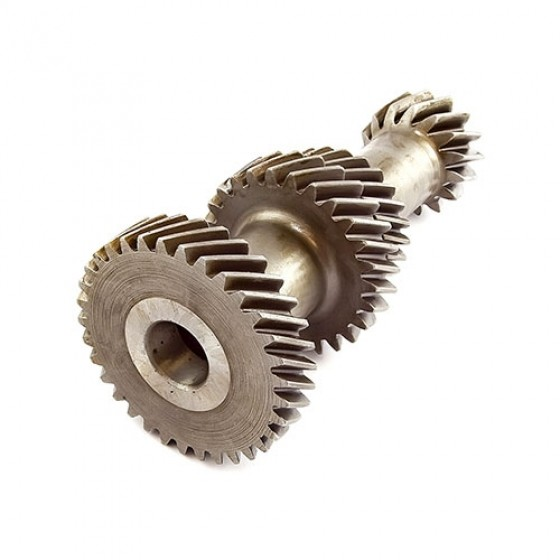 Transmission Countershaft Cluster Gear with 33 x 26 x 24 x 15 Tooth, 80-86 CJ with Tremec T176 or T177 4 Speed Transmission