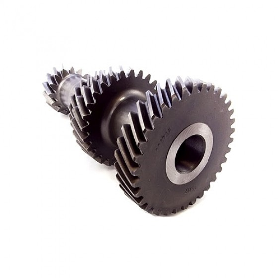 Transmission Countershaft Cluster Gear with 34 x 27 x 25 x 15 Tooth, 80-86 CJ with Tremec T176 or T177 4 Speed Transmission