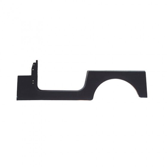 Driver Side Side Panel with Jeep Logo, 76-86 CJ-7