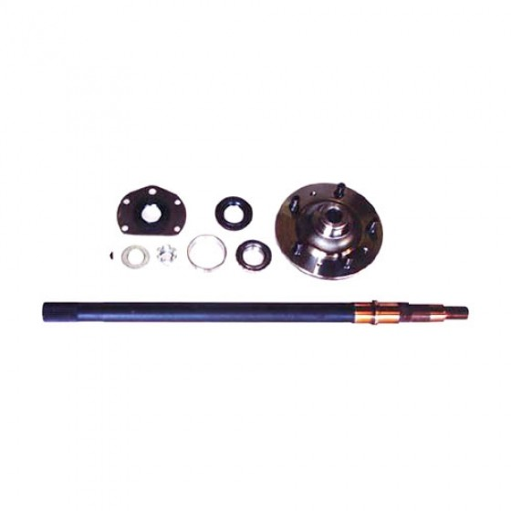 ide Track Driver Side Axle Shaft, 82-86 CJ with Rear AMC20