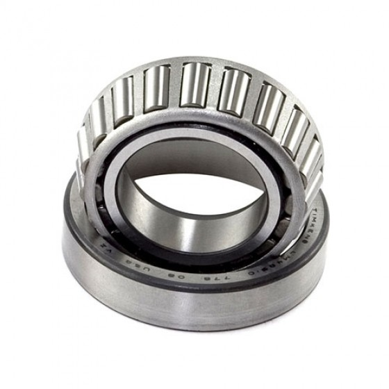 Axle Bearing and Race, 76-86 CJ with Rear AMC20