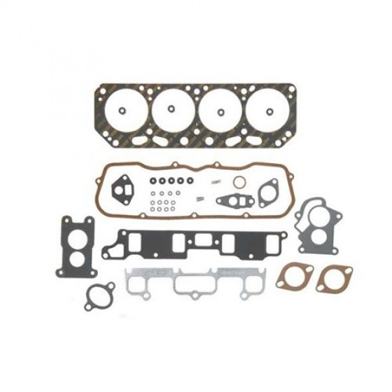 Upper Gasket Set, 80-83 CJ with 4 Cylinder GM 151