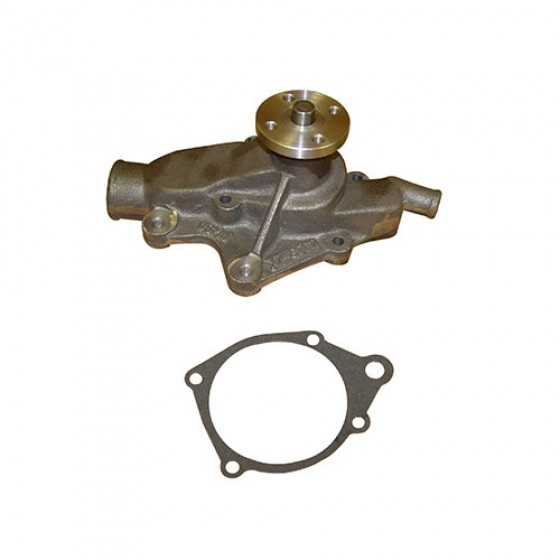 Water Pump with V-Belt, 80-86 CJ