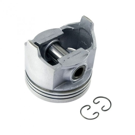 Piston with Pin in .020 Inch o.s., 76-86 CJ with 4.2L 6 Cylinder