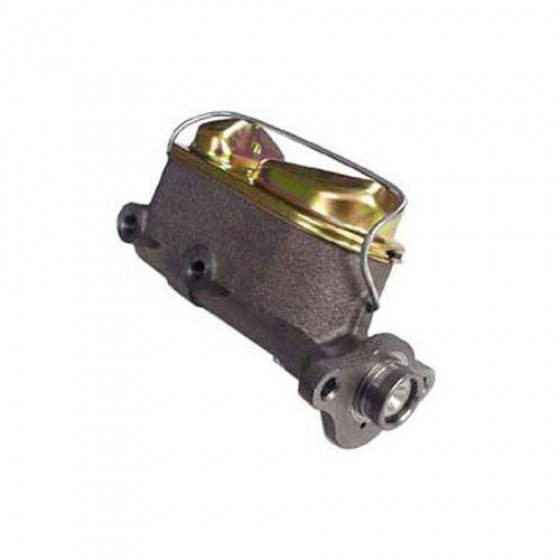 Brake Master Cylinder with Power and Front Disc Bakes, 78-86 CJ