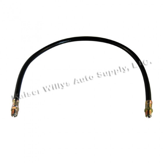 Oil Filter Outlet Hose 17 Inch, 50-55 Station Wagon, Jeepster with 6-161 L engine