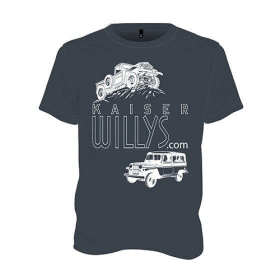 Willys Truck and Station Wagon T-shirt