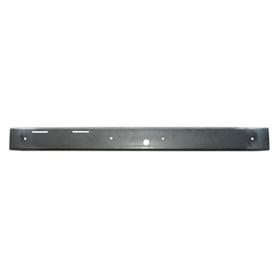 """US MADE Replacement Front Bumper Bar (46"""" long), 55-71 CJ-5, 6"""