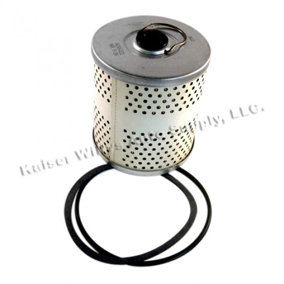 Replacement Oil Filter, 46-66 Willys Jeep