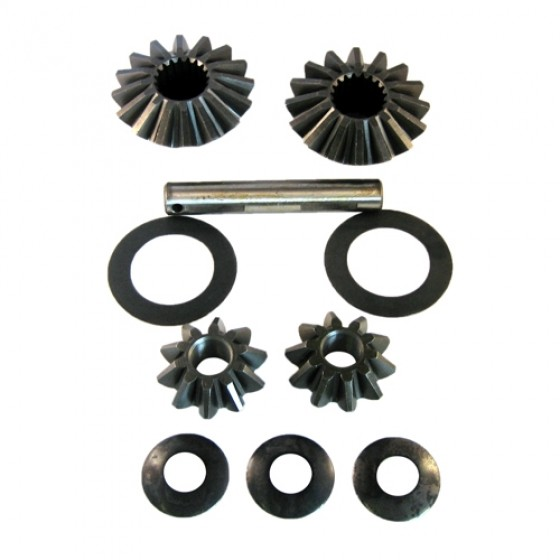 Differential Spider Gear Set, 52-73 Jeep & Willys with Dana 44 in 19 spline