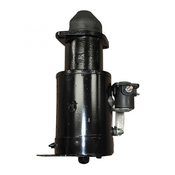 6 Volt Factory Rebuilt Starter Motor for Willys Truck, Wagon