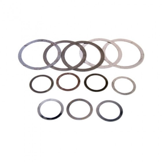 Pinion Bearing Shim Pack Fits 60-71 Jeep & Willys with Dana 27AF front