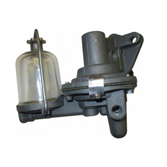 Fuel Pump (single action), 62-68 Truck, Station Wagon with 6-230 engine