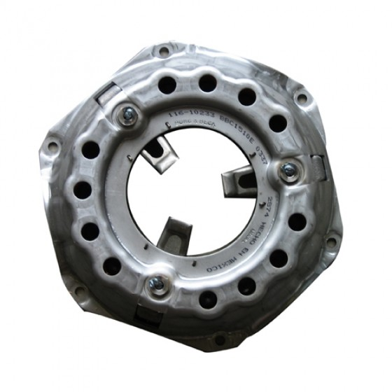 Clutch Cover & Pressure Plate Assembly, 62-64 Truck, Station Wagon with 6-230 engine