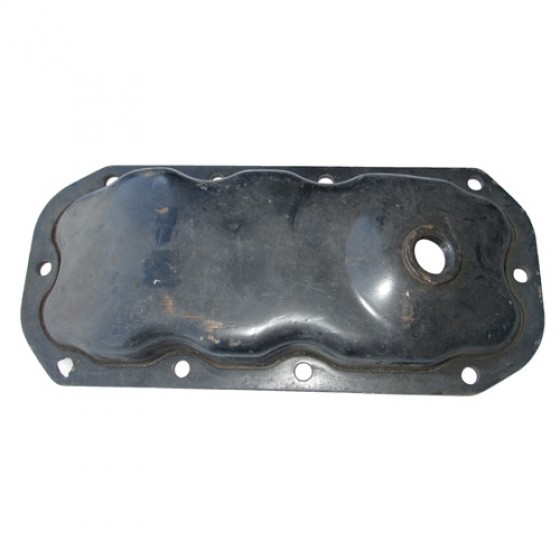 NOS Transfer Case Oil Pan, 41-71 Jeep & Willys with Dana 18 transfer case