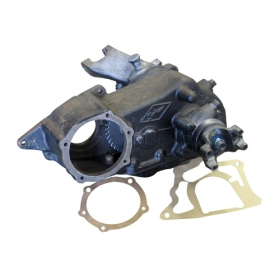"Transfer Case Assembly (for 1-1/4"" shaft) Fits 53-71 Jeep & Willys with D18 transfer case"