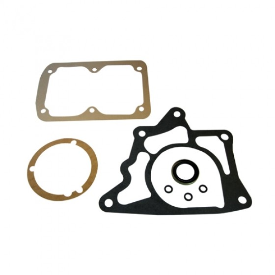 Transmission Gasket Set with Oil Seal, 66-71 Jeep & Willys with T-86AA Transmission