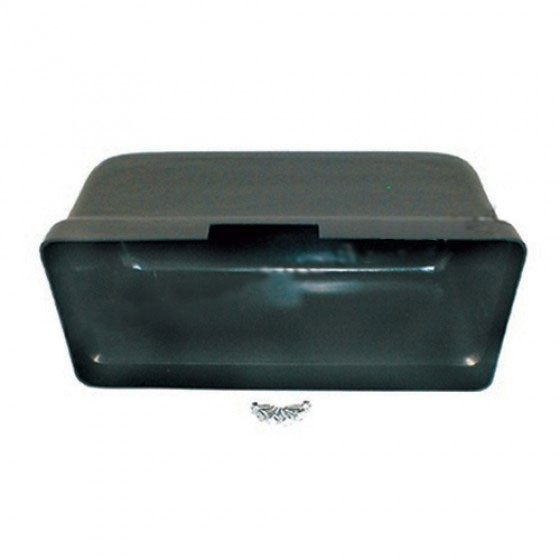 Plastic Glove Box, 67-71 Willys Jeepster