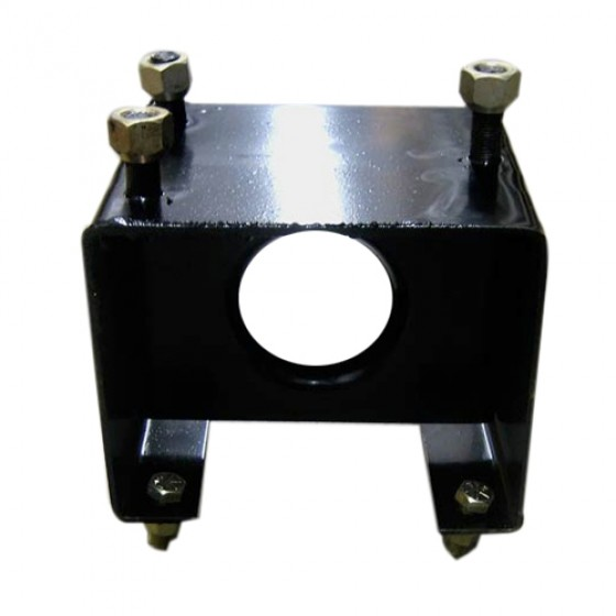 Spare Tire Carrier Mounting Bracket, 46-71 CJ-2A, 3A, 3B, 5