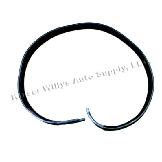 Windshield Frame to Cowl Weatherseal, 52-71 CJ-5, M38A1