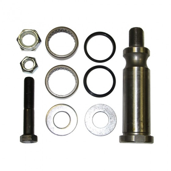 Steering Bellcrank Repair Kit, 63-72 Willys CJ-5, Jeepster