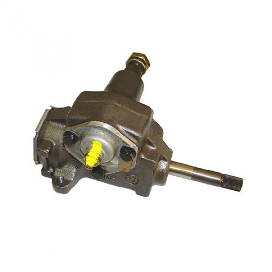 Manual Steering Gear Box Assembly, 76-86 CJ