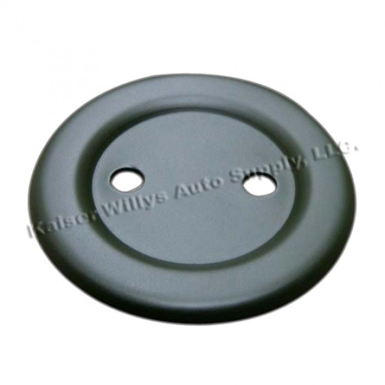 Spare Tire Mounting Bracket Retainer Plate, 41-43 MB, GPW