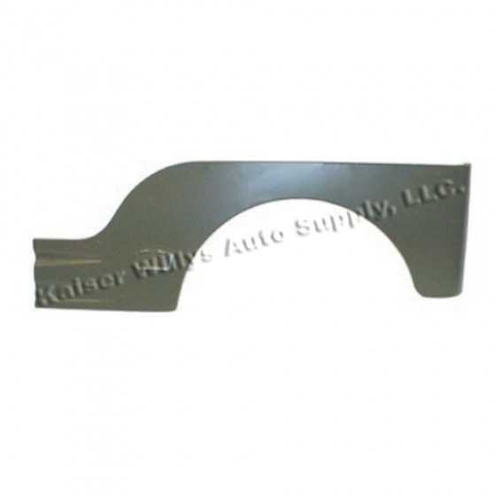 Rear Quarter Side Panel for Drivers Side, 41-45 MB, GPW