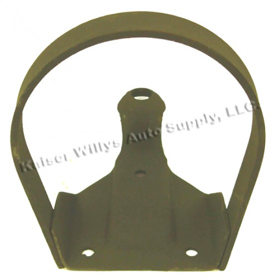 Blackout Drive Lamp Bracket, 41-50 Willys & Jeep