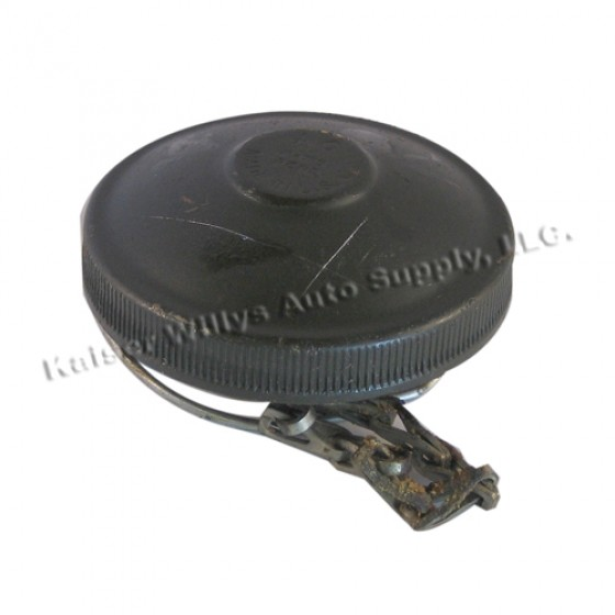 Small Mouth Fuel Tank Gas Cap, 41-42 Willys & Ford MB, GPW