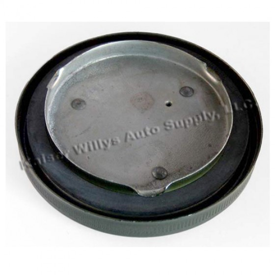 Large Mouth Fuel Tank Gas Cap, 43-66 Willys & Jeep