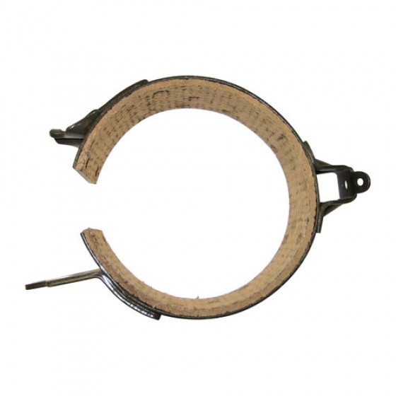 Emergency Brake Shoe Band Set, 41-43 MB, GPW