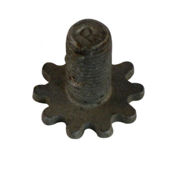 Emergency Brake Shoe Adjusting Screw, 41-66 MB, GPW, CJ-2A, 3A, 3B, 5, M38, M38A1