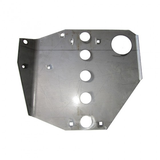 USA Made Transmission Skid Plate Fits 41-45 MB