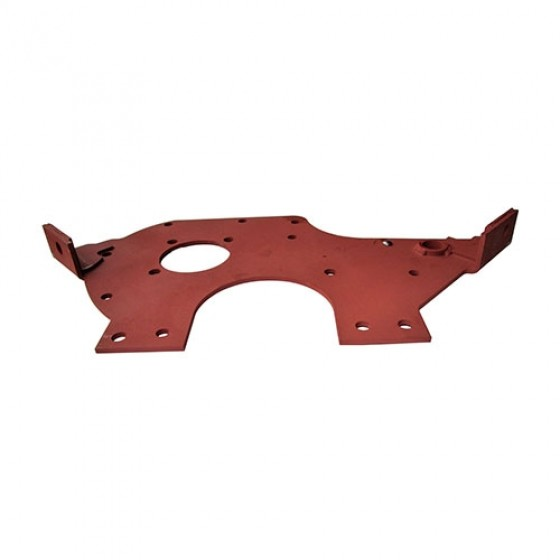 Block to Front Timing Cover Engine Plate, 41-46 MB, GPW, CJ-2A