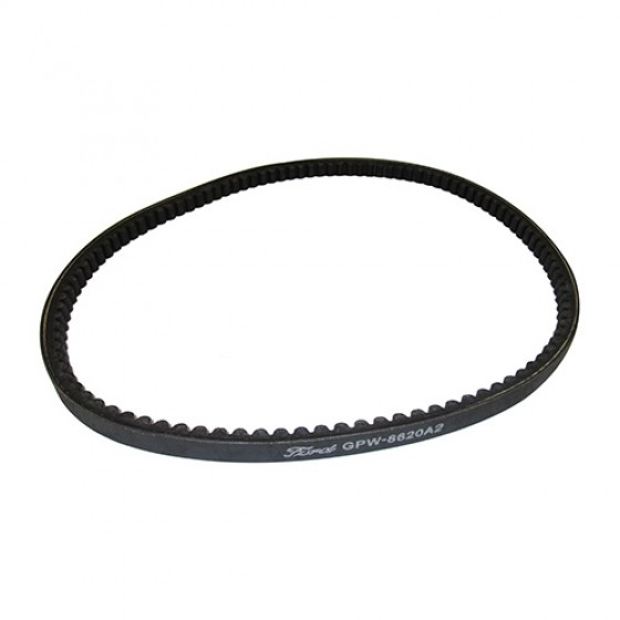 Original Replacement Fan Belt, 41-45 GPW with 4-134 engine
