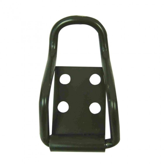 Rear Axe Clamp, 41-45 Willys & Ford MB, GPW