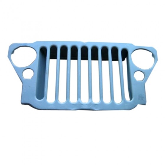 New Steel Radiator Grille Fits 41-45 MB/GPW