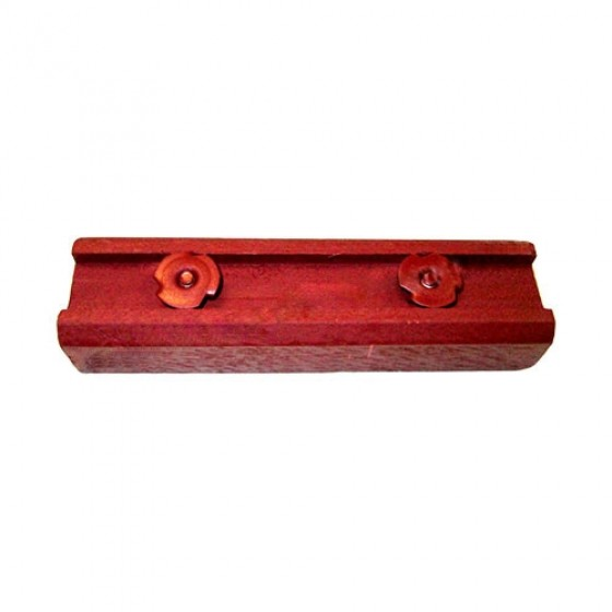 Wood Spacer Block for Hood, 41-45 MB, GPW