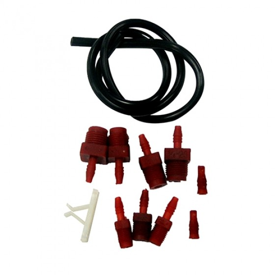 Master Cylinder Bench Bleeder Kit, 41-71 Jeep & Willys