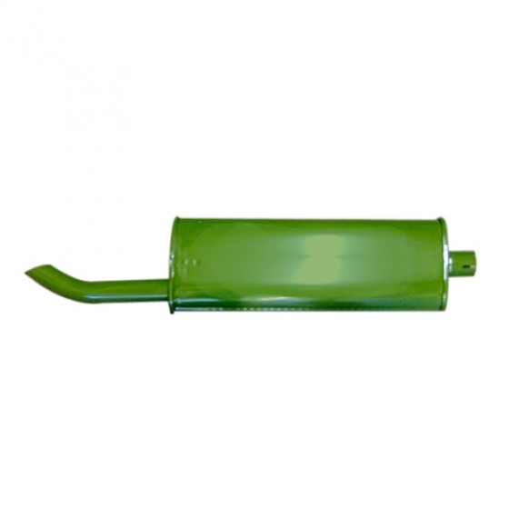 Exhaust Muffler, 41-45 MB, GPW