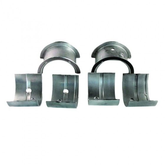 "Main Bearing Set - .080"" u.s. Fits 41-71 Jeep & Willys with 4-134 engine"