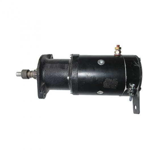 New Replacement Starter Motor (12 volt) Fits 41-49 MB, GPW