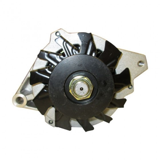 New 12 volt Conversion Alternator Kit (4 or 6 cyl) Fits 41-71 Willys  Volt To Conversion Wiring Diagram Jeep Cj A on