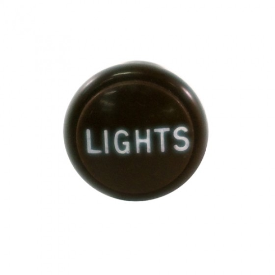 Headlight Light Switch Knob, 41-45 MB, GPW