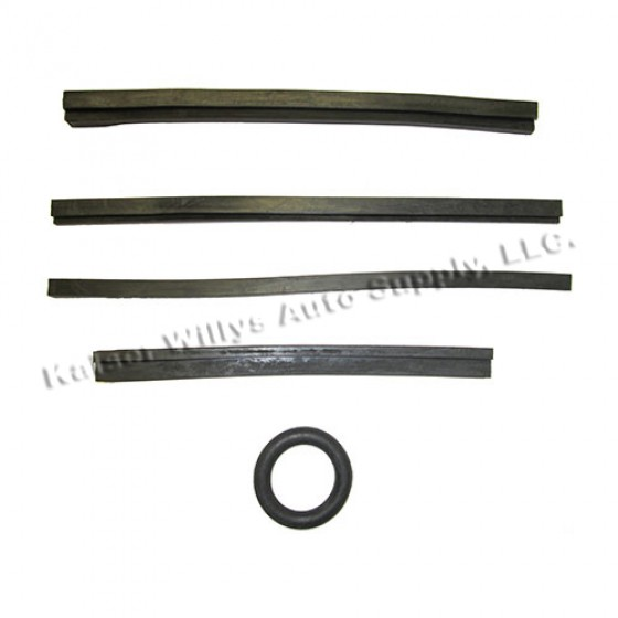 Fuel Tank Rubber Insulator Kit (5 piece), 41-45 MB, GPW