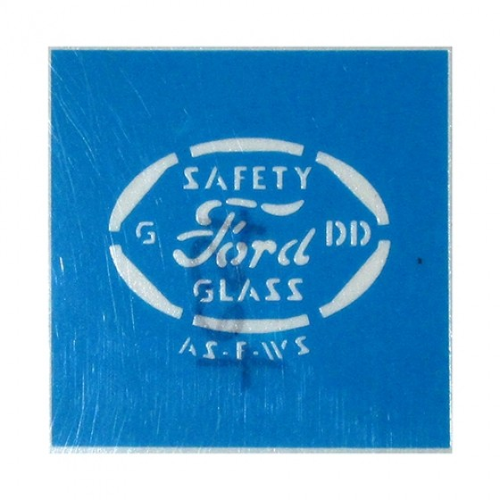 Windshield Glass Stencil Kit, 41-45 Ford GPW